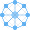 Share Sharing Connections Icon