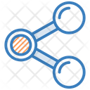 Share Network Share Social Network Icon