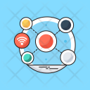 Share Network Social Icon