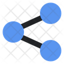 Share Social Connection Icon