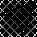 Share Send Network Icon