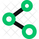 Share Sharing Server Icon