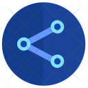 Share Url Link Icon