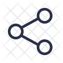 Mail Export Share Icon
