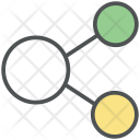 Share Connection Connectivity Icon