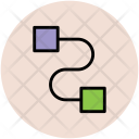 Share Wire Network Icon