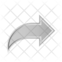 Arrow Share Right Icon