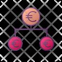 Share Money Statistics Icon