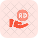 Share Advertising Icon