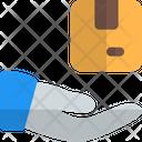 Share Box Icon