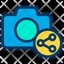 Share Camera Icon