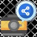 Share Camera Share Camera Icon
