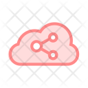 Share Cloud Icon