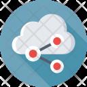 Share Cloud Icloud Icon