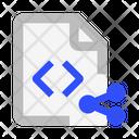 File Code E Icon