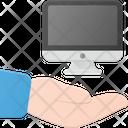 Share Computer Icon