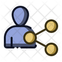 Share Network Link Icon