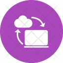 Data Share Synchronize Icon