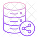 Idatabase Share Share Database Share Server Icon