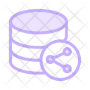 Datacenter Share Connect Icon