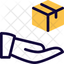 Share Delivery Icon