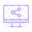 Share Device Network Icon
