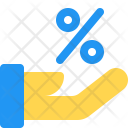 Share Discount Icon