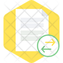 Share Document Icon