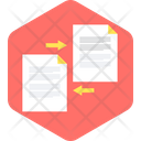 Share Document File Icon