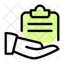 Share Document Share File Share Clipboard Icon