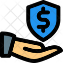 Share Dollar Protection Icon