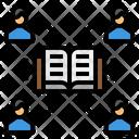 Book Study Student Icon