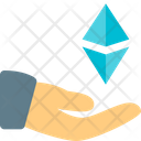 Share Ethereum Icon