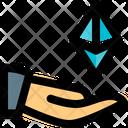 Share Ethereum Icon