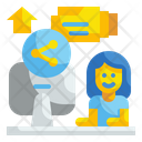 Share File Transfer File Transfer Icon