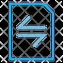 Share File Transfer File Share Icon