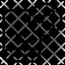 Network Share Content Icon