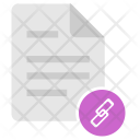 Url Link Doc Icon
