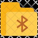 Share Bluetooth Folder Icon