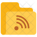 Share Folder Wifi Icon