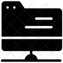 Folder Share Archive Icon