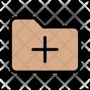 Folder Add Create Icon