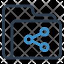 Share Folder Archive Icon