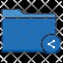 Share Folder Folder Network Icon