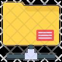 Folder File Share Folder Icon