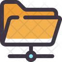 Open Share Archive Icon