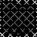 Folder Sharing Network Icon