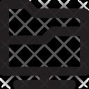 Folder Share Network Icon