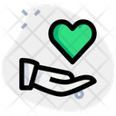 Share Heart Icon