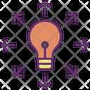 Ishare Idea Share Idea Share Creativity Icon